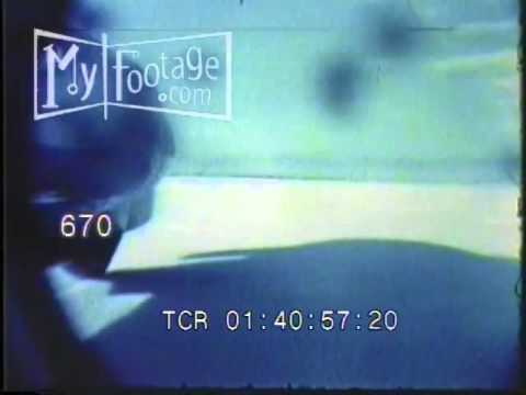 Stock Footage - October 1964 - Craig Breedlove Sets Land Speed Record at Bonneville