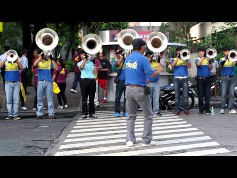 Cha Cha Dabarkads Version By Makati Lancer Band video
