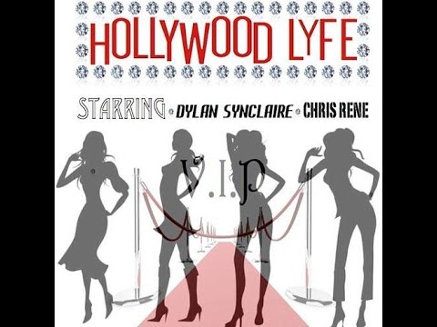 Dylan Synclaire - Hollywood Lyfe (Feat. Chris Rene)