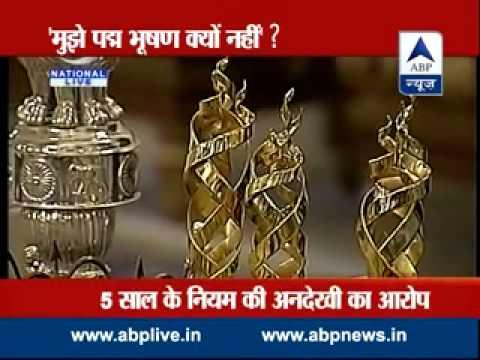 Why no Padma Bhushan for me? asks Saina Nehwal