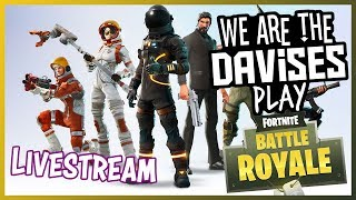 Practicing with my New Duo Partner! | Fortnite Live Stream