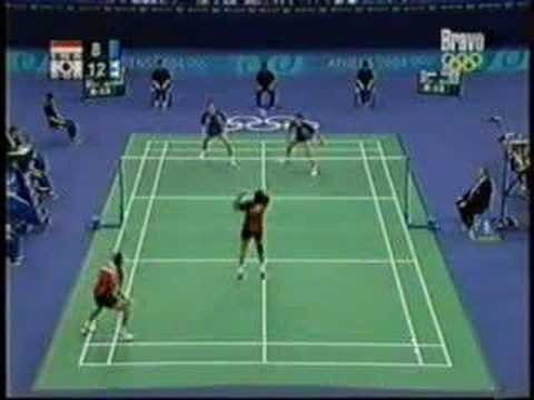 High Speed Sport - Badminton