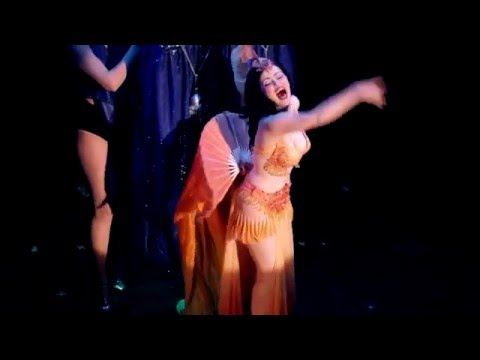 Becky Lou - The 5th Annual New Orleans Burlesque Festival video