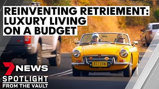 Reinventing Retirement | Retiring in luxury on a budget | Sunday Night
