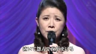 悲しい酒・ものまね他 森昌子 Mori Masako