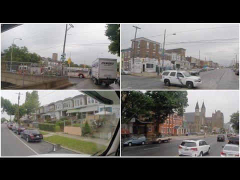 Ruas da Philadelphia - Vlog18rodas - EP87/2016