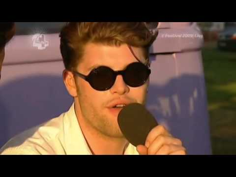 Daniel Merriweather-Impossible(live@ BACKSTAGE V FESTIVAL - DAY 2 SPECIAL 23-08-2009) Music Videos