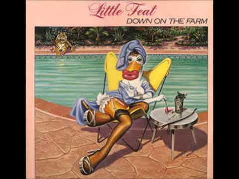 Little Feat - Six Feet Of Snow