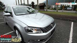 第七代大躍進VW New Passat