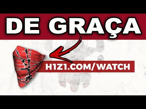 H1Z1- PEGUE ESSA BANDANA DE GRAÇA