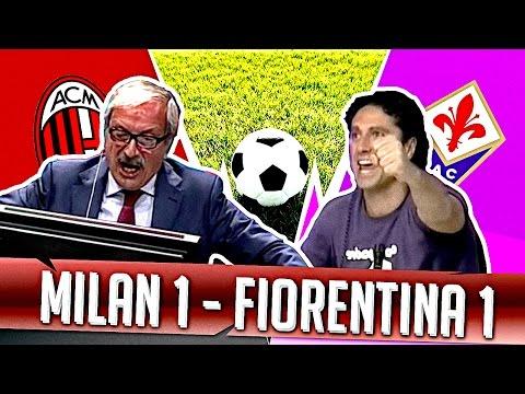 DS 7Gold - (MILAN FIORENTINA 1-1)