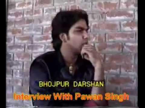 pawan singh interview bhojpuri