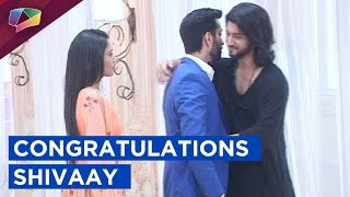 Shivaay Bags The Best Businessman Award | Ishqbaaaz | Star Plus