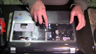 Fan cleaning laptop. Disassembly HP g7. Разборка, чистка кулера HP Pavilion g7.