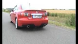 Mazda 6 MPS - Mazdaspeed 6 - Greddy BOV  - CorkSport exhaust system - Fujita CAI