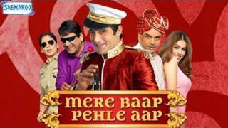 Mere Baap Pehle Aap - Akshaye Khanna, Genelia D'souza And Paresh Rawal - Latest Bollywood Movie - HQ