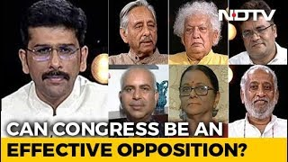 Does Congress Even Have A Revival Plan?