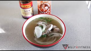 Meal Prepping Vietnamese Food: How to Make Healthy Pho