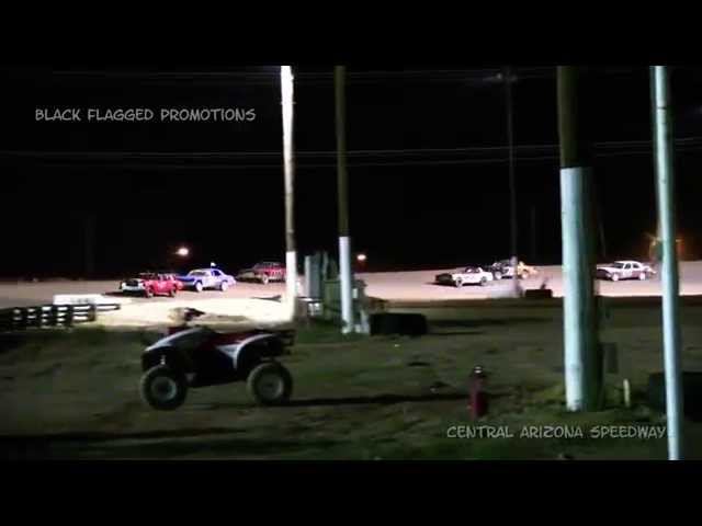 Central Arizona Speedway- Bomber Main Feb 28th 2015