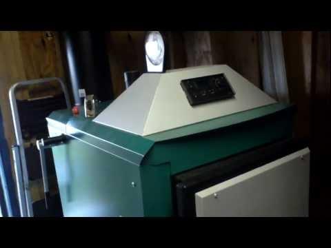 Eko 40 Wood Gasification Boiler  1