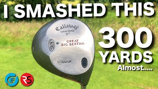 The BEST GOLF CLUBS ever made.....