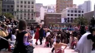Flash Mob San Francisco