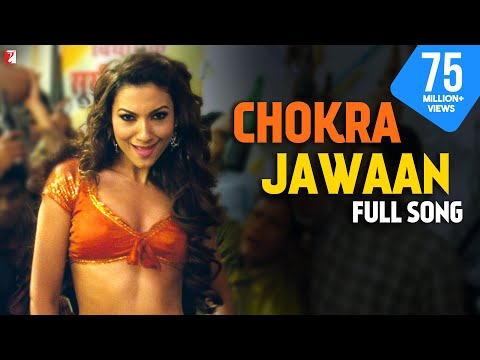 Chokra Jawaan - Full Song - Ishaqzaade