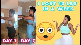HOW I LOST 10 POUNDS IN 7 DAYS ???? | Cabbage Soup Diet Results ❌With Recipe❌  | DejaFitBeauty
