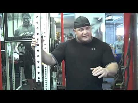BIG Bench Press Tips from Mark