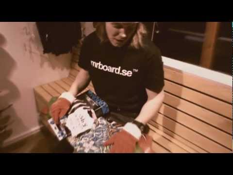 mrboards Julkalender 2012 - Teaser