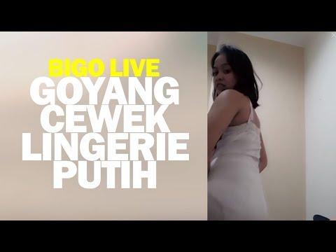 Goyang Bareng Cewek Lingerie Putih Bigo Live thumbnail