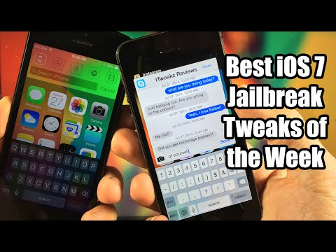 Best iOS 7 Jailbreak Tweaks of the Week - July 2014