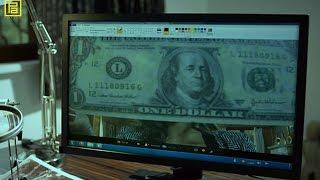 Kurtlar Vadisi Pusu 1 Dolar Sahnesi