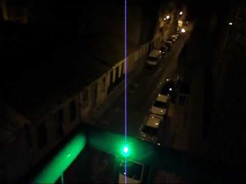 Puntero Laser ( Laser Pointer) Larga Distancia 5mW 2Km
