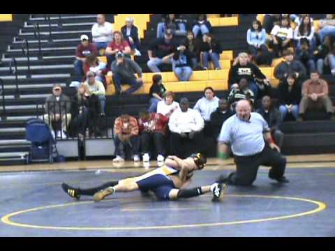 Goose Creek High School High School Wrestling Match