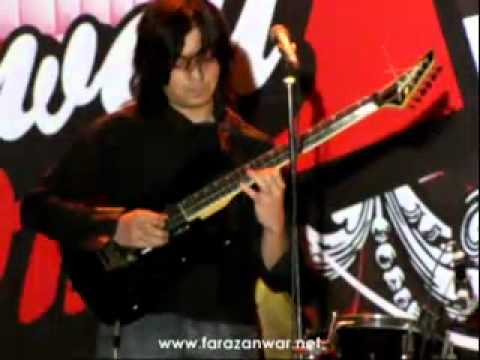 Faraz Anwar - Meri Terhan (Live at FAST Uni.)
