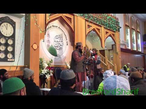 Manchester Mehfil December 2014 - Khalid Hasnain Khalid - Tu Shah E Khuban - 20 12 2014 video