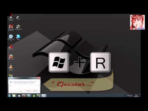 Curso Informatica para Principiantes Lección 7 Combinaciones Tecla Windows