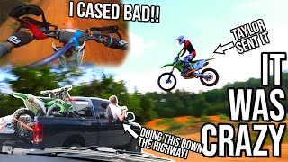 MOST INSANE DIRT BIKE TRIP EVER! *Must Watch*