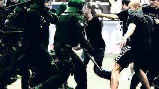 Fußballfans außer Kontrolle - Die Welt der radikalen Fans