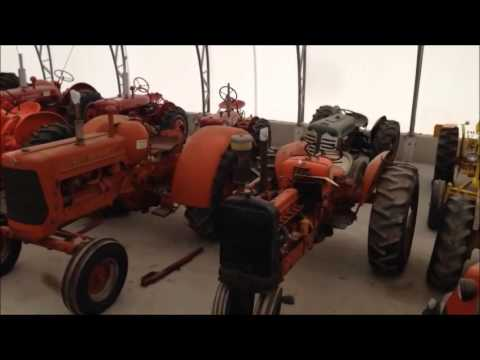 Allis Chalmers Tractor Collection
