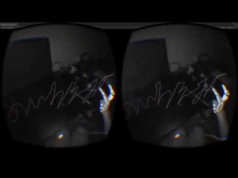3D Drawing Demo using Leap Motion x Oculus Rift DK2