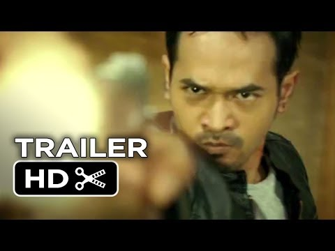 The Raid 2 Official Internet Trailer (2014) - Crime-Thriller HD