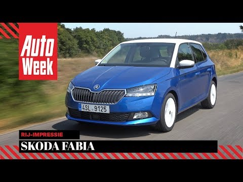 Skoda Fabia (2018)  - AutoWeek review - English subtitles