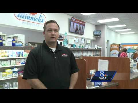 Heroin antidote now available at York pharmacy