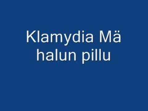 Klamydia - M Haluun Pillu