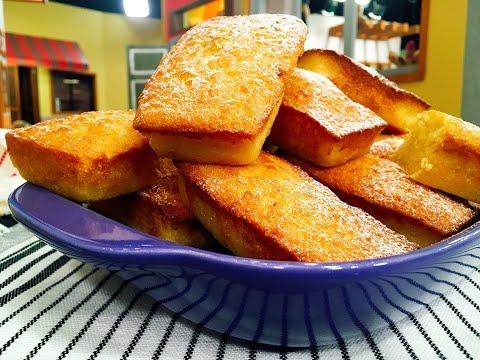 Receta: Pan de elote | Cocineros Mexicanos