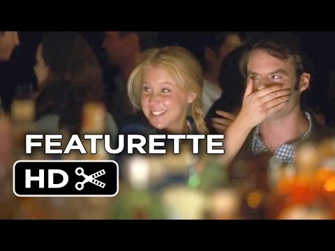 Trainwreck Featurette - A Look Inside (2015) - Amy Schumer, Lebron James Comedy HD