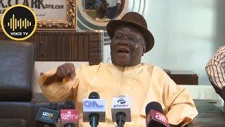 Edwin Clerk Dares Buhari On CJN No Retreat No Surrender.