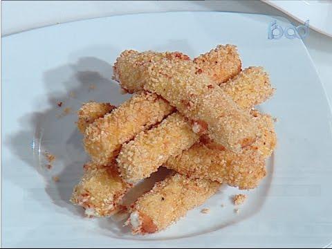 اصابع الجبنه المقرمشه على طريقة الشيف #محمود_عطيه من برنامج #سهل_وبسيط #فوود